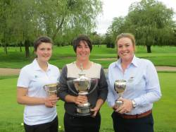 County Trophy haul for Cosby Golf Club members