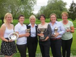 County Championship Trophy Winners