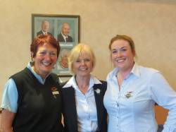 2014 County President, County Secretary and County Captain
