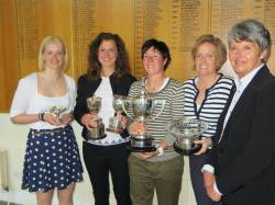 2013 County Championship Trophy winners