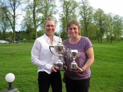 2012 Champion and Strokeplay Champion