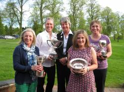 2012 County Championship Trophy Winners