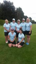 County foxes following our final match on friday