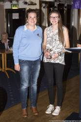 Junior Captain 2015/16 Ellie York