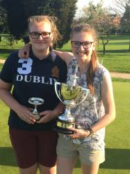 Junior Success at County Championship