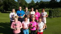 2016 County Junior Championship Trophy winners