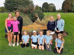 THE FOUR COUNTIES GIRLS CHAMPIONSHIP 2017 was held at SPALDING GOLF CLUB