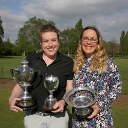 2017 County Champion and Russell Trophy Winner