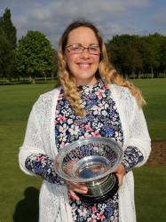 Russell Trophy Winner - Rachel East (Cosby)