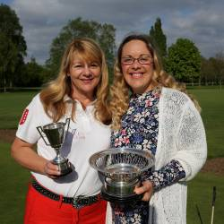 Runner-up and Winner of Russell Trophy