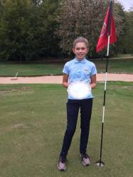 4 Counties best gross Eleanor Parkinson