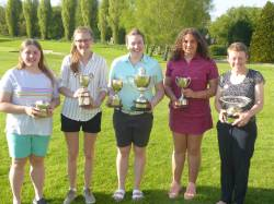 L&RLCGA 2018 County Championship Winners