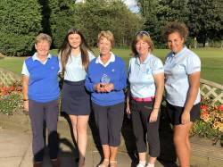 2019 Runners Up - Glen Gorse GC