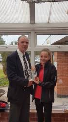 Champion Emily with LRGU 