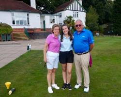 Vicky makes Mum & Dad so proud!!